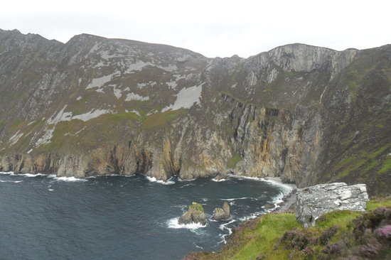 Carrick, Ireland: slieve league