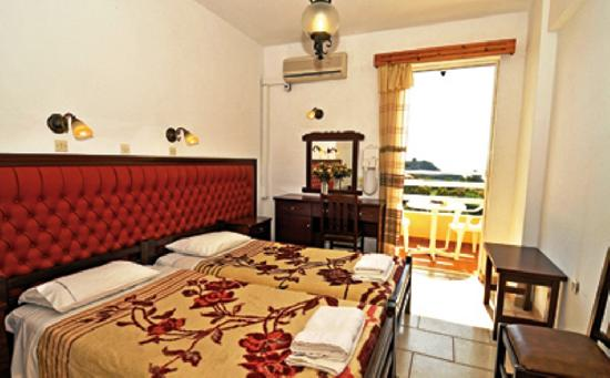 Lorenzo Hotel: Our Room