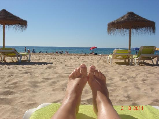 วีล่า เกล ลากอส โฮเต็ล: Playa frente hotel