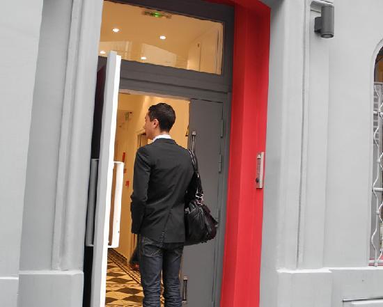 Villa Bellagio Paris : Entrée