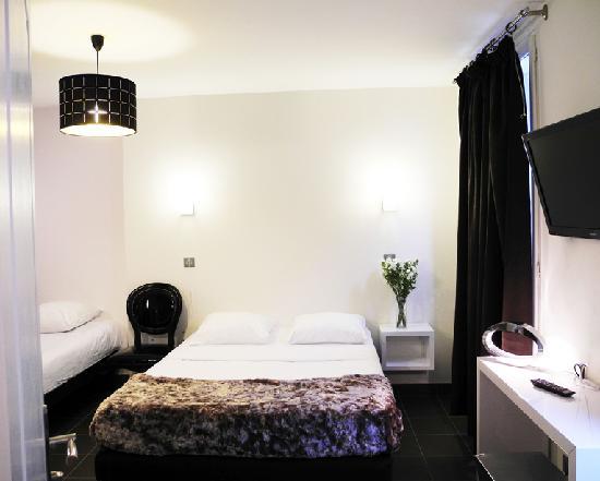 Villa Bellagio Paris : Chambre 4