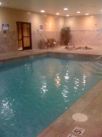 Hampton Inn Garden City: Pool