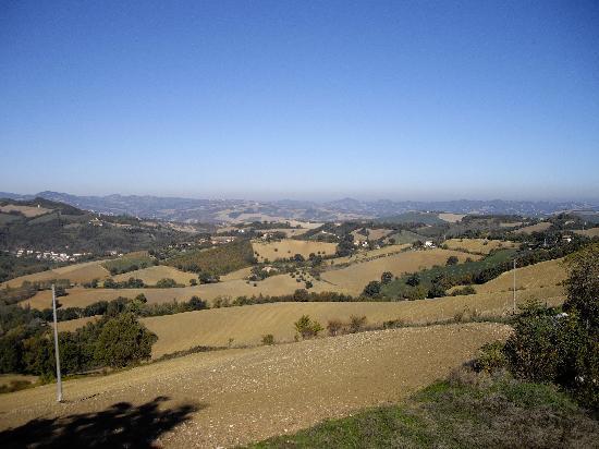 Villa Barocco: Vue