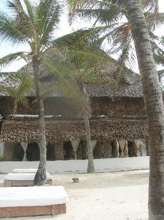 Barracuda Inn: ristorante visto dalla zona pool