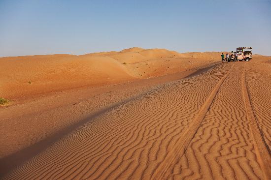Qasr Al Sarab Desert Resort by Anantara - Desert Escapades