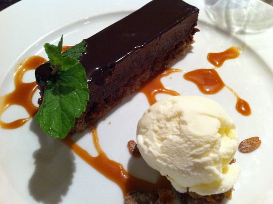 Monsieur Georges: Another sensational dessert