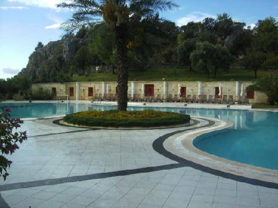 Alinn Sarigerme Boutique Hotel: Smaller pool