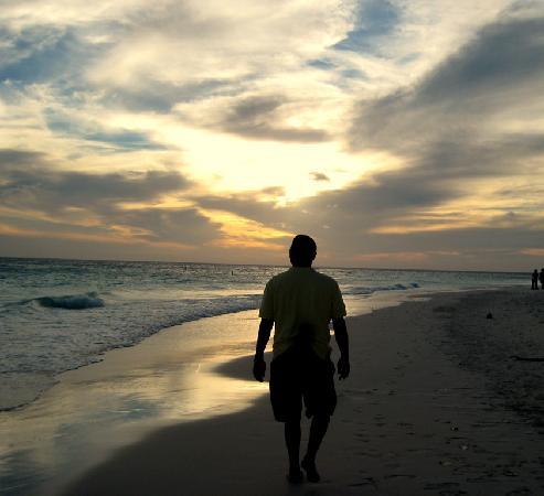 Bucuti & Tara Beach Resort Aruba: Aruba sunset