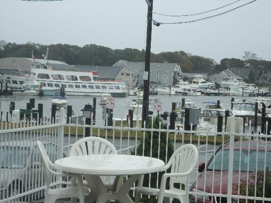 InnSeason Harborwalk Resort: View from the Hotel of harbor
