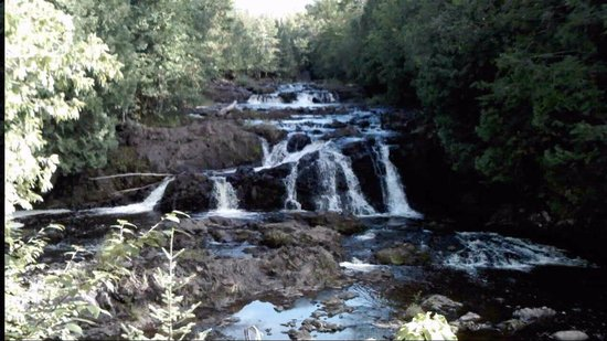 Mellen, WI: Multiple Falls