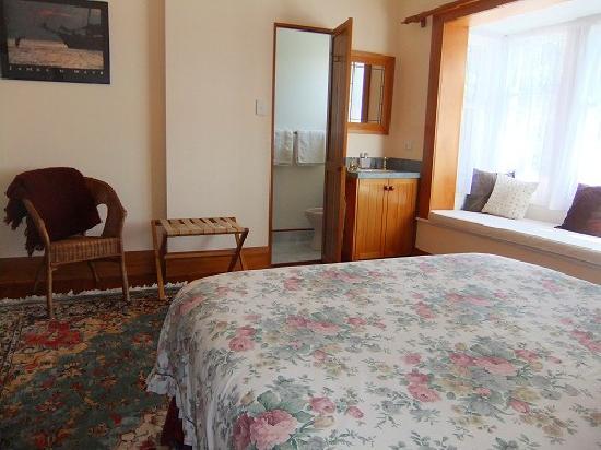 Girvan Bed & Breakfast: 客室