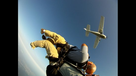 Boston Skydive Center: Jump1