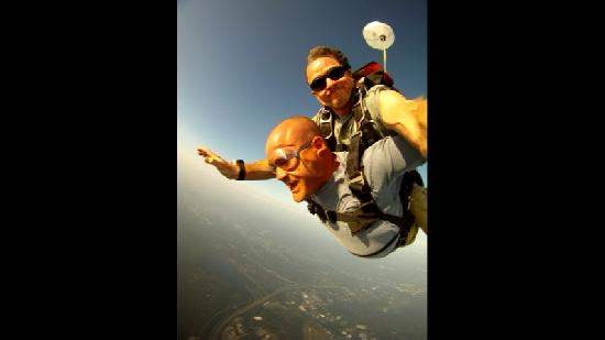 Boston Skydive Center: Jump2
