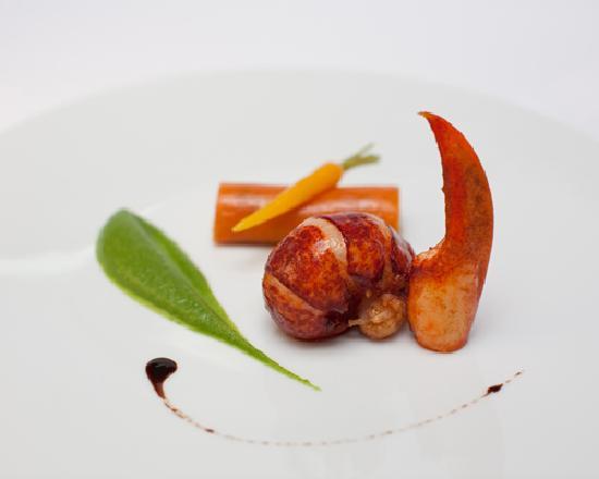 Manoir de Lan Kerellec : Une spécialitée: le homard