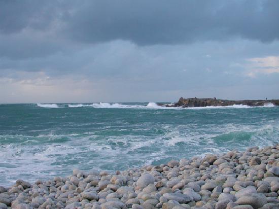 Manoir de Lan Kerellec : Les alentours, l'ile grande