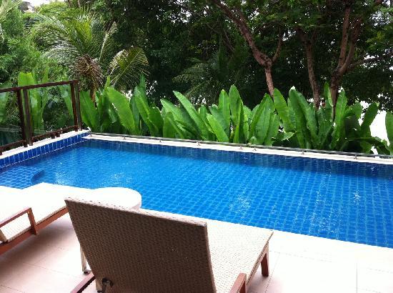 เดอะ เวสทิน สิเหร่เบย์ รีสอร์ท แอนด์ สปา: Our private pool @ our Villa