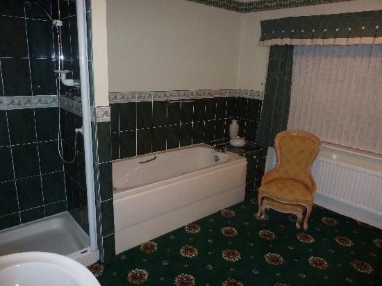 Park Manor Hotel: Bathroom