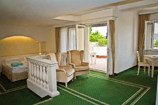 Hotel Abano Leonardo Da Vinci Terme & Golf: Suite