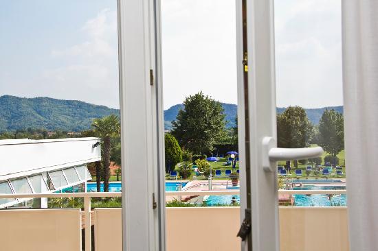 Hotel Abano Leonardo Da Vinci Terme & Golf: Panorama
