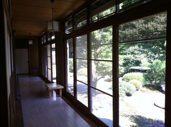 Ryokan Yamazaki: inside Ryokan
