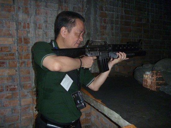 Siem Reap Shooting Gallery