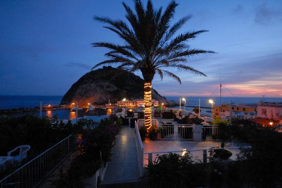 Hotel La Palma: notturna
