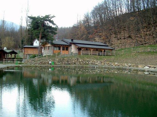 Lama Mocogno, Италия: Il ristorante