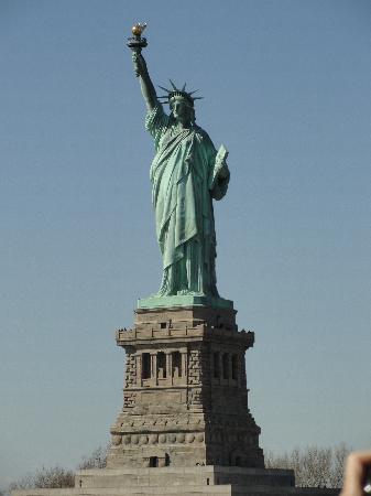 La estatua de la libertad fotograf a de estatua de la for Interior estatua de la libertad