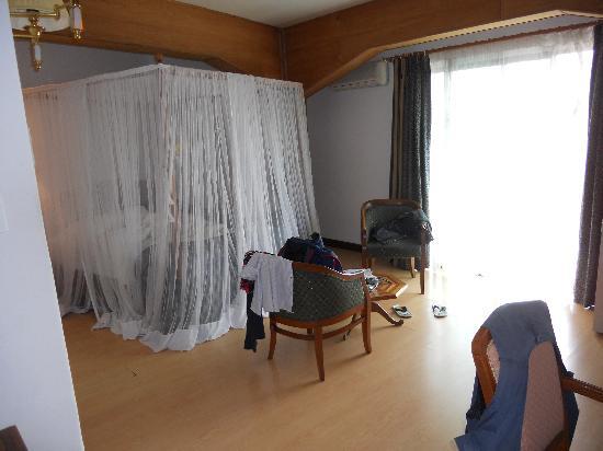 Sunny Garden Hotel: La mia bella stanza