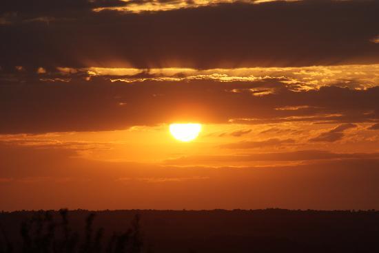La Grande Marque: Sonnenuntergang
