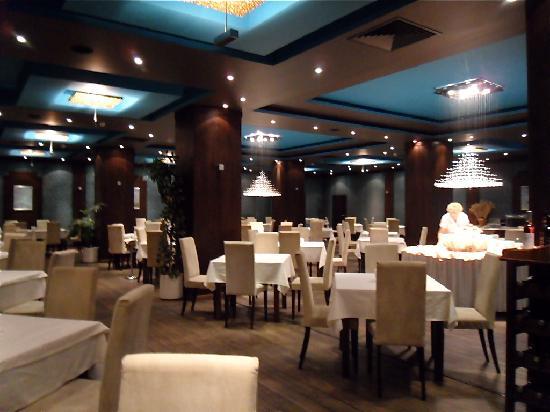 Garden of Eden: Hotel restaurant