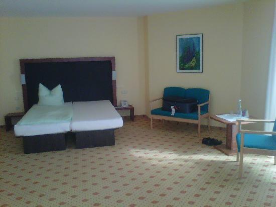 Wellnesshotel Germania: Chambre hotel Germania