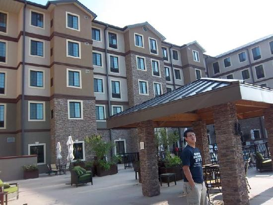 Staybridge Suites Stone Oak: Beautiful hotel