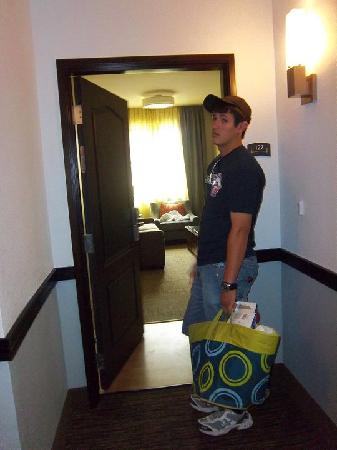 Staybridge Suites Stone Oak: leaving..... :(