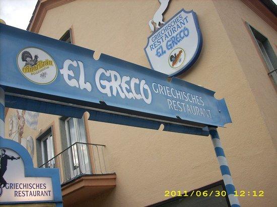 El Greco: Welcome