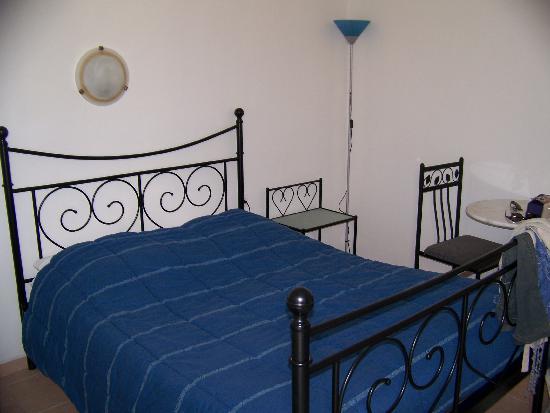 Residence Hotel Padolo Bonifacio: La chambre