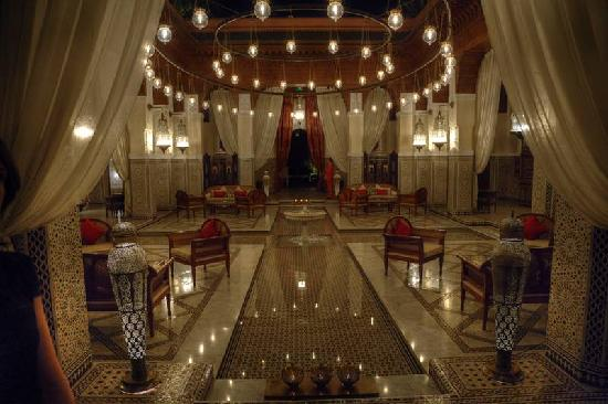 Royal Mansour Marrakech: Eingangshalle im Royal Mansour, Marrakesch