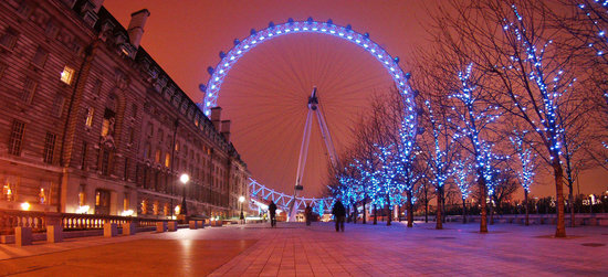 David Drury, London Blue Badge Guide - Private Tours : London Eye