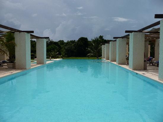 Grand Palladium Colonial Resort & Spa: Tranquil spa pool