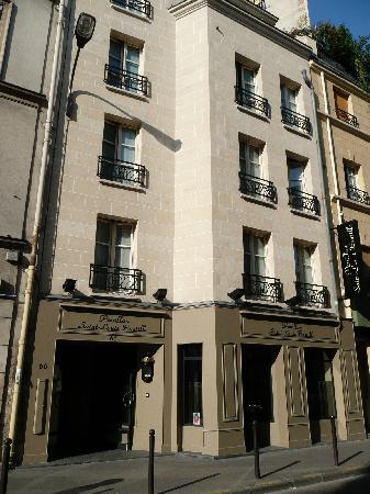 Hotel Albe Bastille : Hotel