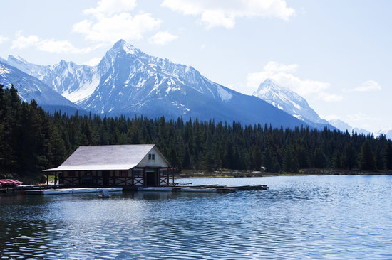 Hotels Near Jasper National Park
