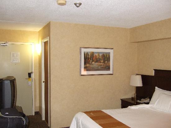 Days Inn Toronto West Mississauga: A Standard Room