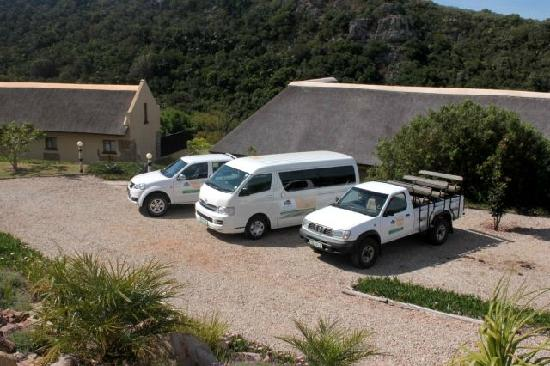 Fijnbosch Game Lodge and Spa Image
