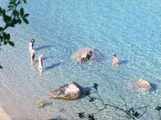 Lacco Ameno, İtalya: Le acque della baia