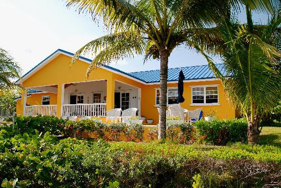 Mangrove Cay Club : Main Lodge
