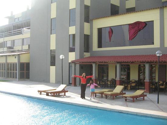 Las Garzas Hotel