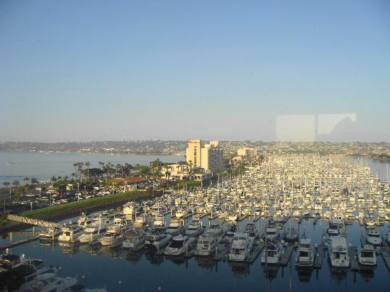 Sheraton San Diego Hotel & Marina: Marina
