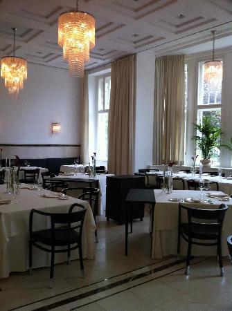 Hotel Steirerschlössl: Restaurant