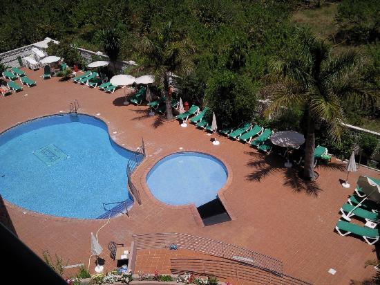 Hotel Victoria Playa: piscina adultos y niños