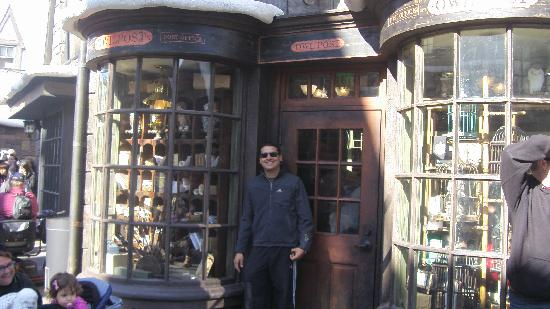 The Wizarding World of Harry Potter: Owl Post